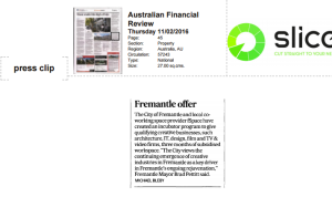 MEDIA - Financial Review